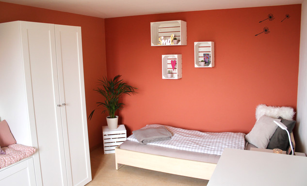 Neugestaltung Jugendzimmer