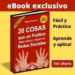 eBook 20 COSAS que un Político