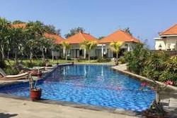Hotel with pool Bali Piscine d'un hotel