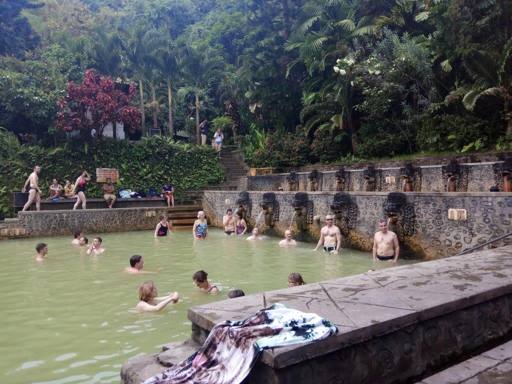Hot spring banjar