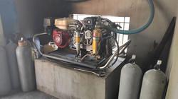 diving compressor