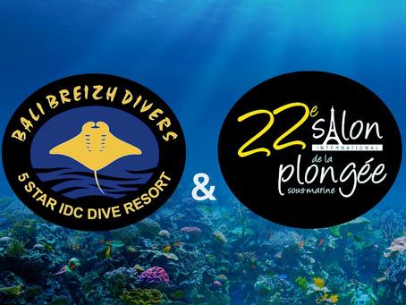 Bali Breizh Divers au Salon de la Plongée