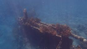 Japonese wreck Amed Epave Japonaise