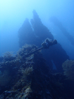 USAT liberty wreck, Epave Liberty USS Tulamben