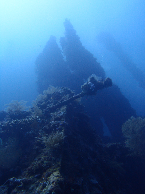 USAT liberty wreck - Epave de l'USS Liberty