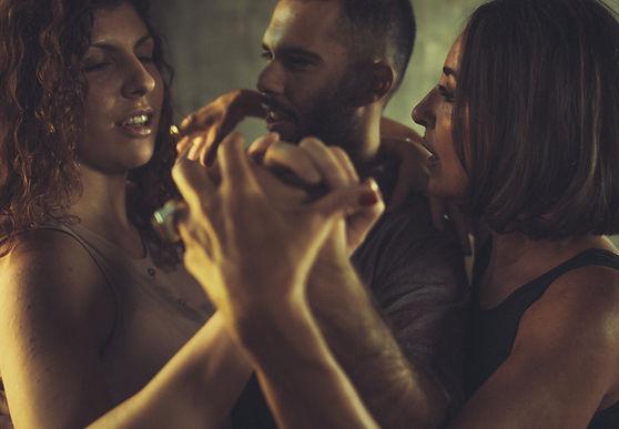 Mariachiara Michieli, Scuola Tangueros, Milano, lezioni di tango, corsi di tango, scuole di tango, maestro di tango, Nueva Compañia Tangueros, Osvaldo Pugliese, Buenos Aires, Astor Piazzolla, Luca Zizioli