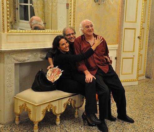 Mariachiara Michieli, maestro di tango, Scuola Tangueros, Milano, lezioni di tango, corsi di tango, scuole di tango, Trio Esquina, César Stroscio, Nueva Compañia Tangueros, Teatro la Fenice