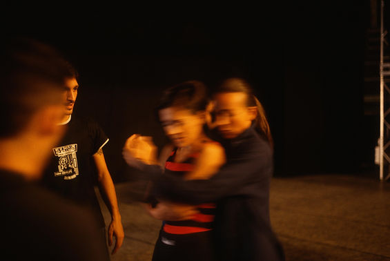 Mariachiara Michieli, Scuola Tangueros, Milano, lezioni di tango, corsi di tango, scuole di tango, maestro di tango, Nueva Compañia Tangueros, Cuatro Noches, Osvaldo Pugliese, Buenos Aires, Astor Piazzolla, Lucia Baldini