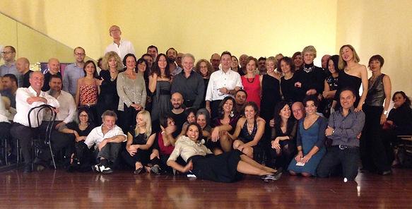 Mariachiara Michieli, maestro di tango, Scuola Tangueros, Milano, lezioni di tango, corsi di tango, scuole di tango, Nueva Compañia Tangueros, Osvaldo Pugliese