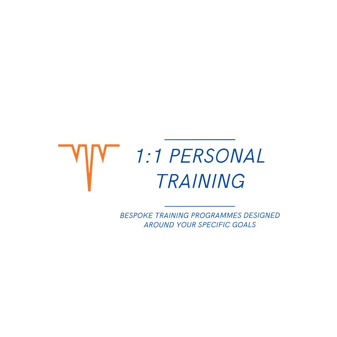 1:1 Personal Trainig