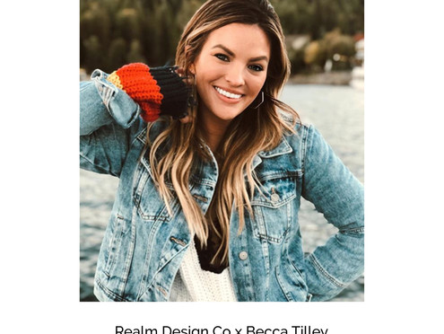 Realm Design Co X Becca Tilley