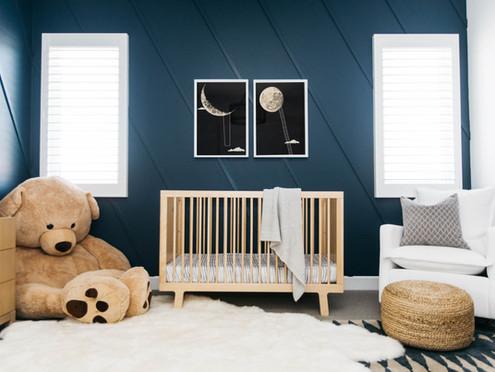 Baby Brooks Tolbert's Sweet Nursery