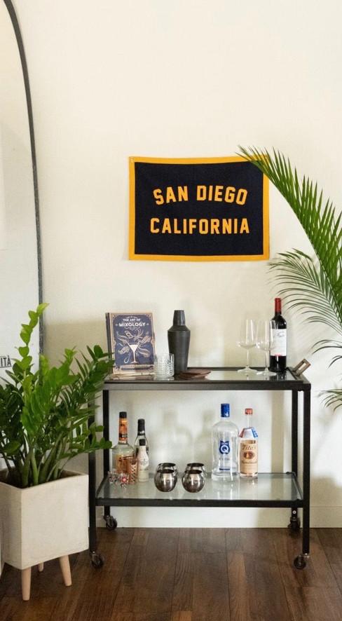 Encinitas Mid-Century | Realm Design Co. San Diego, CA