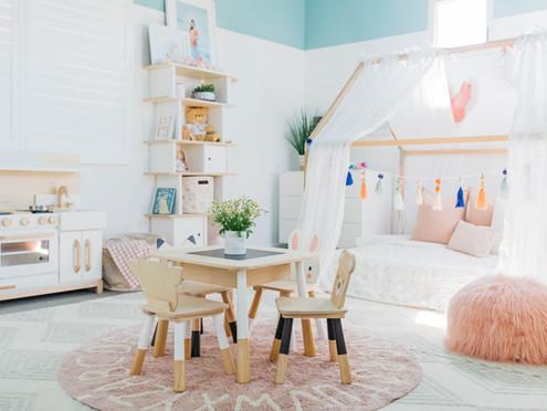 Emmy Tolbert's Magical Big Girl Room
