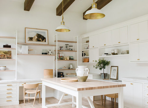 The Perfect Home Office: The Key to Productivity