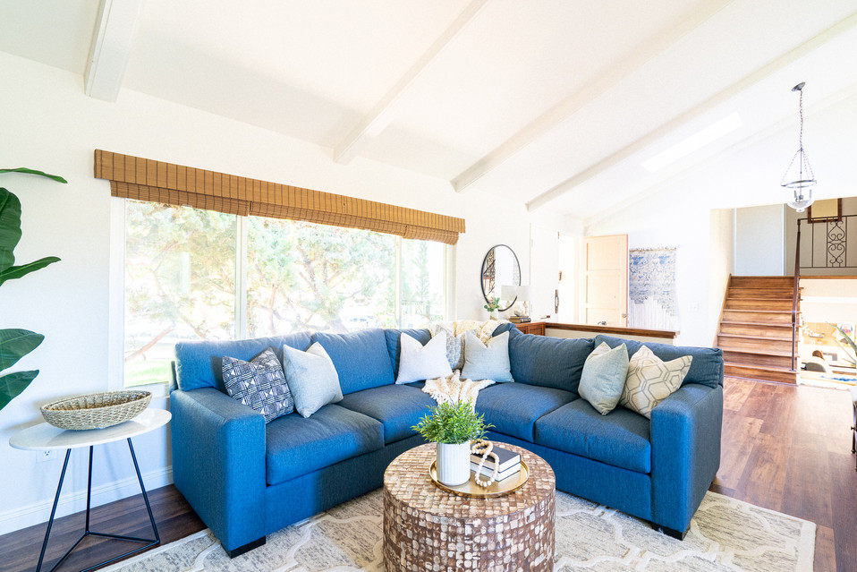 Lovely La Jolla Living | Realm Design Co. | San Diego, CA | Photographer: James Furman