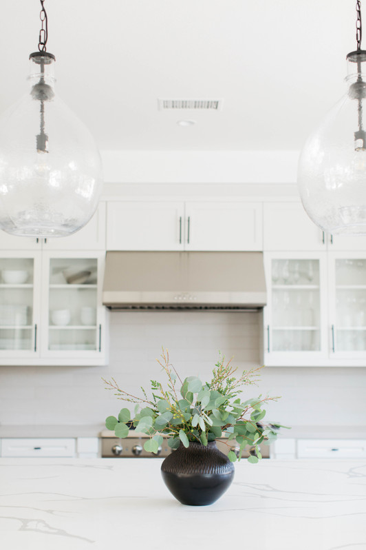 Tolbert's Great Room + Kitchen | Realm Design Co. San Diego, CA | Photographer Halli MaKennah