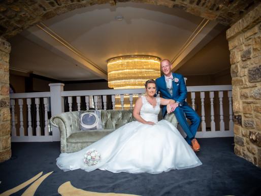STEPHEN & DANIELLE'S WEDDING