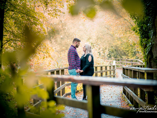 Matt & Megan's E-SESSION:  Getting to know your Clients