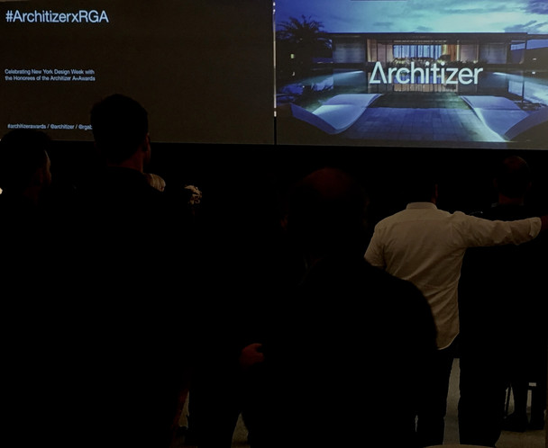 ARCHITIZER A+ AWARDS 2017 | NEW YORK