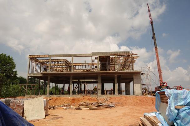 Seri Alam Cluster & Semi-D Under Construction