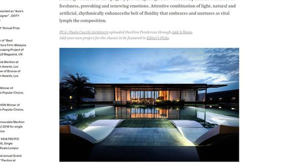 Pavilion Ponderosa On DWELL Homes