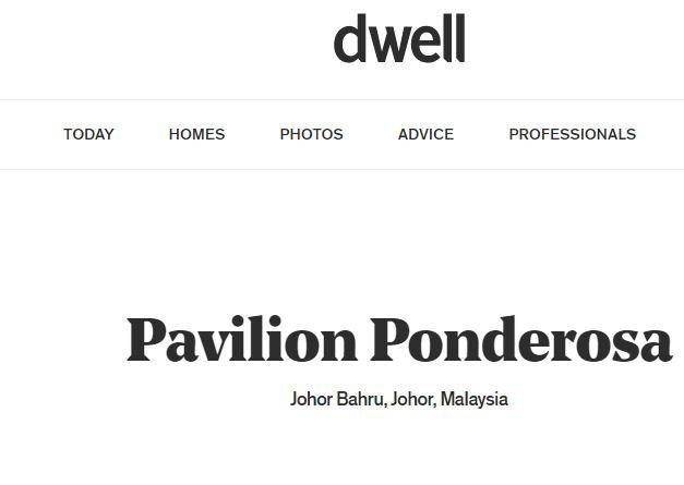 Dwell Home editors pick Pavilion Ponderosa