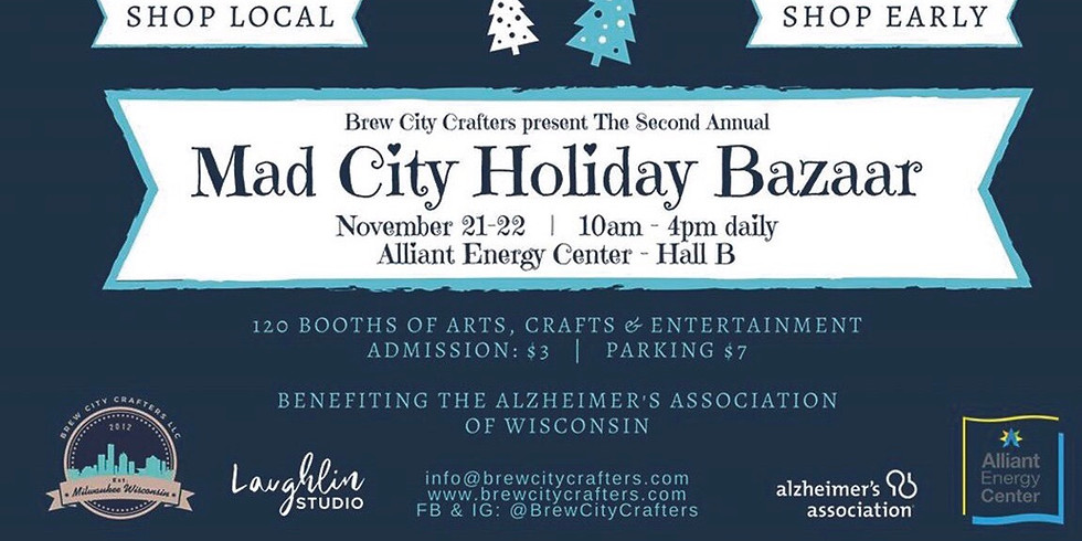 Creative quinTESSence @ Mad City Holiday Bazaar