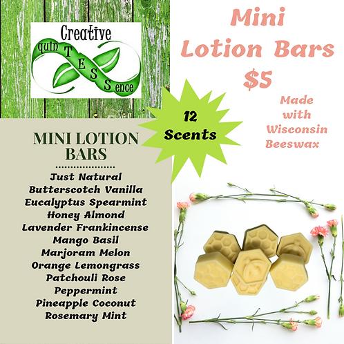 Mini Lotion Bar