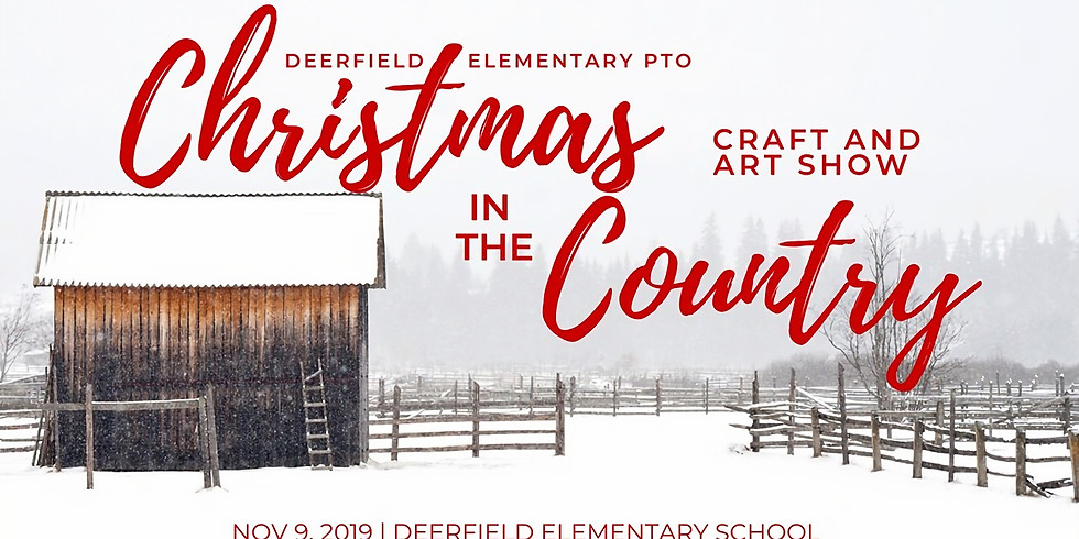 2019 Christmas in the Country Craft and Art Show