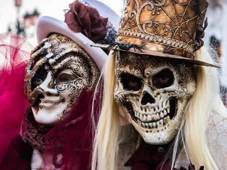 Halloween, Embrace Your Hidden Self