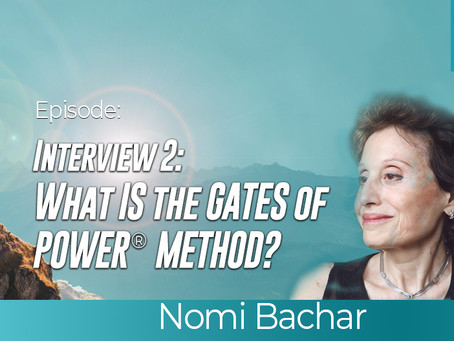 BUSINESS TALK RADIO INTERVIEW 2: What IS the GATES of POWER® METHOD?