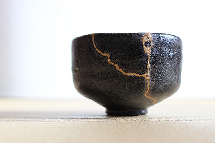 Kintsugi bowl