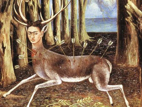 Frida Kahlo– Transform Suffering into Beauty