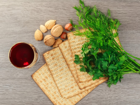 PASSOVER AND EASTER– A JOURNEY TOWARDS LIBERATION