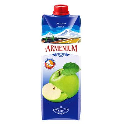 Соки Armenium в ассортименте