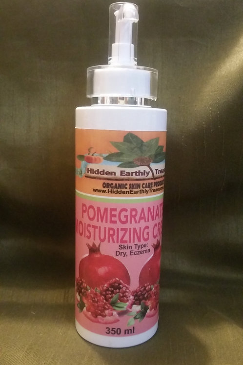 Pomegranate Body Moisturizing Cream