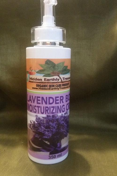 Lavender Body Moisturizing Cream