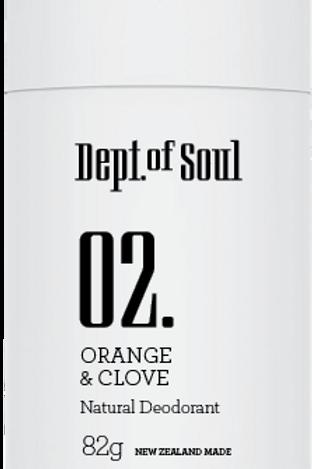 100 % Natural Deodorant Stick (Orange) 100% 天然止汗膏 (橙味)