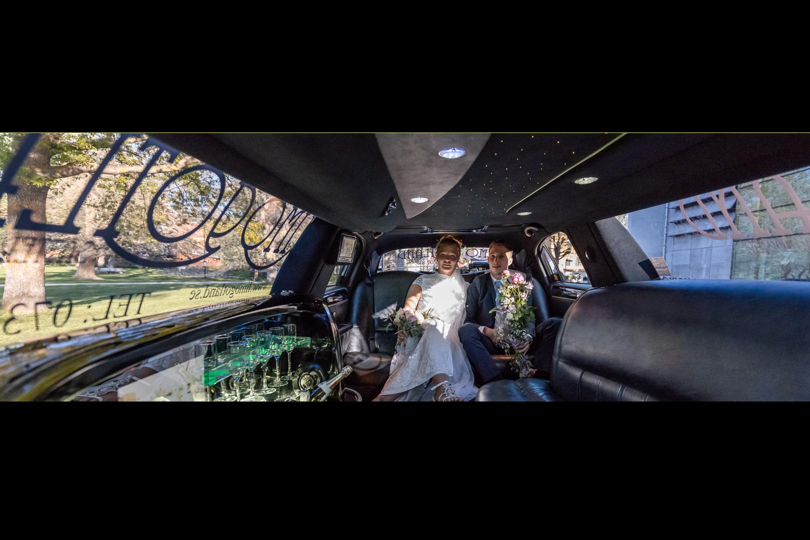 Bröllop & Limousine
