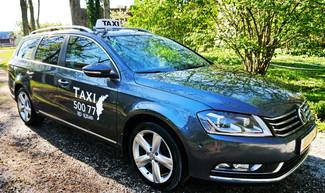 Taxi på Gotland