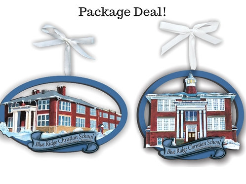 Christmas Ornaments Package Deal
