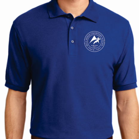 Adult Embroidered Port Authority Polo