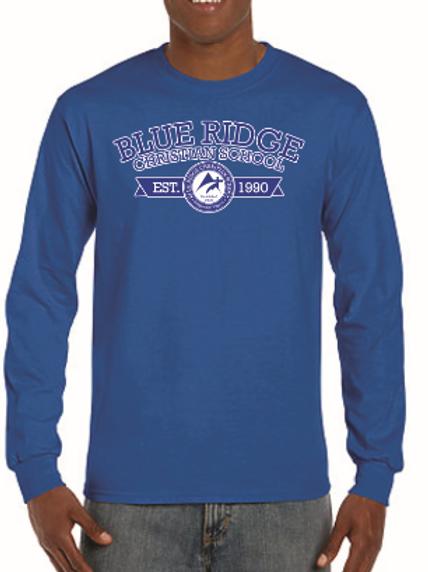 Plus Size BRCS Long Sleeve T-shirt