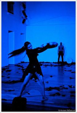 Circular Ruins, ZERO Dance Gallery