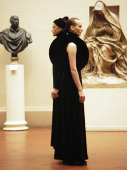 Konstantin grouss ZERO Dance Gallery The mask for body