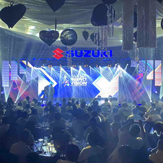 Suzuku Dealer Con and Motorcycle Launch