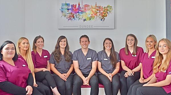 KW Dental Dundee KW Dental Dundee NHS dental practice dental team award winning cosmetic dentist Invisalign