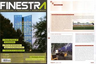 Revista FINESTRA