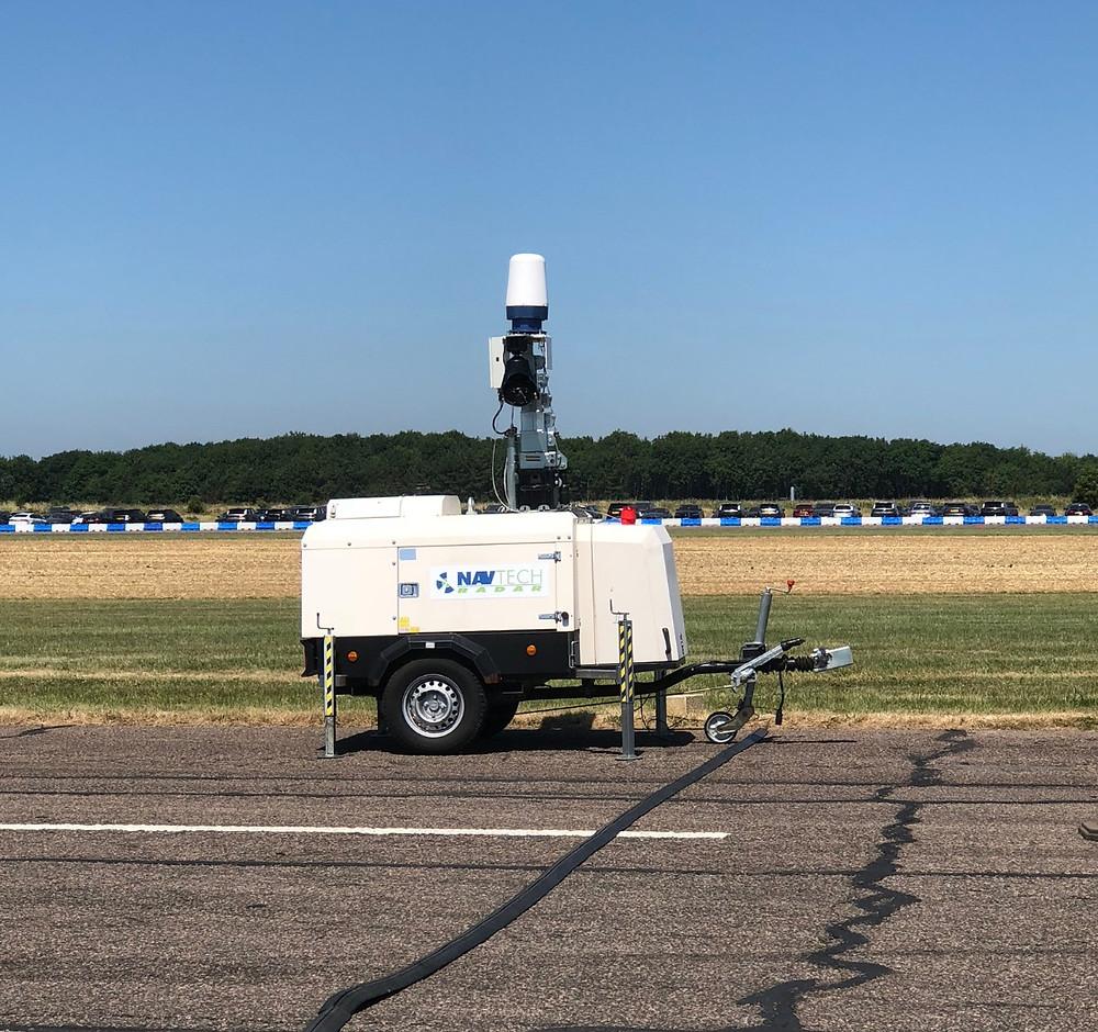 navtech clearway radar